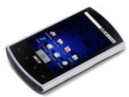 Acer Liquid : il se distingue par sa vélocité et son push mail