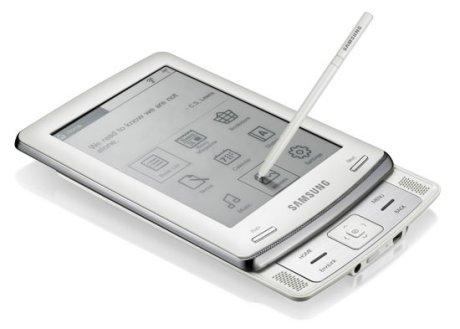 Samsung e-Reader-E60