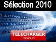 Les 10 logiciels les plus téléchargés en 2010 sur ZDNet.fr