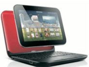 CES 2011 - La tablette Android LePad de Lenovo se transforme en netbook Windows 7