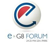 e-G8 : les grosses pointures du e-Business sont à Paris