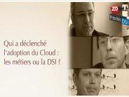 Regards croisés de DSI : Cloud Computing, quels changements pour les métiers ?