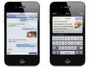 iPhone 4S : les marchés  chahutent  l'action Apple