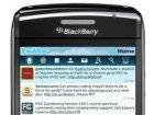 Twitter pour BlackBerry passe en version 4.0
