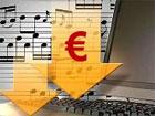 Musique sur Internet : les revenus baissent pour la 1ère fois. Pas de panique