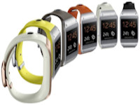 Montre connectée : Samsung présente sa Galaxy Gear