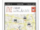 Ityz : les artisans taxis parisiens ont aussi leur application mobile