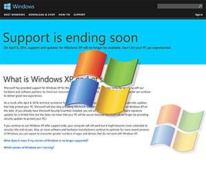 Fin du support Windows XP : à quoi s'exposent les entreprises ?