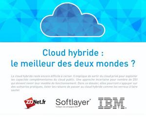 Cloud Hybride Le Meilleur Des Deux Mondes Zdnet