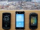 Test : 3 téléphones durcis au banc d'essai