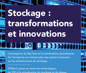 Livre blanc : Comment l'innovation dans le stockage transforme l'entreprise