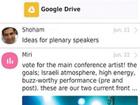 5 applications Android abordables pour simplifier la collaboration en entreprise