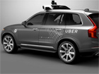 La voiture autonome d'Uber a détecté le piéton 6 secondes avant le crash