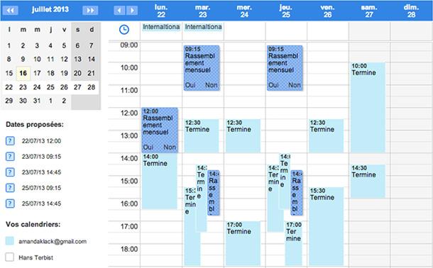 Calendrier Partage En Ligne.5 Applications Pour Synchroniser Ses Agendas Zdnet