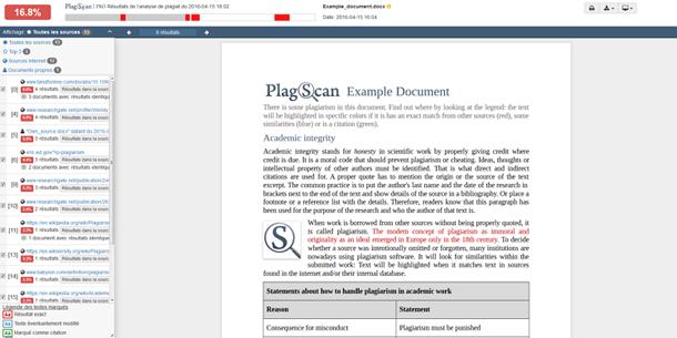 Quels outils pour détecter les plagiats ?