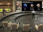 Une réunion professionnelle à base d'avatars sous votre casque de VR