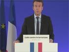 """E.Macron : """"L'Internet est devenu un élément essentiel du terrorisme"""""""