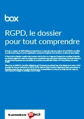 RGPD - Le dossier pour tout comprendre