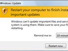Windows Update cassé pour des utilisateurs de Windows 7