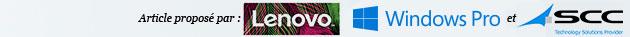 Lenovo, Windows Pro et SCC