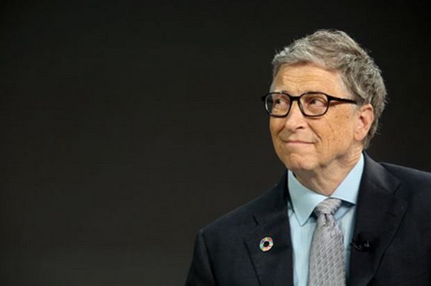 Coming out : Bill Gates sur Android. L'iPhone ? Non, toujours pas