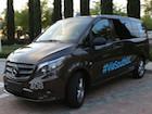 Mercedes-Benz entre sur le marché européen du covoiturage
