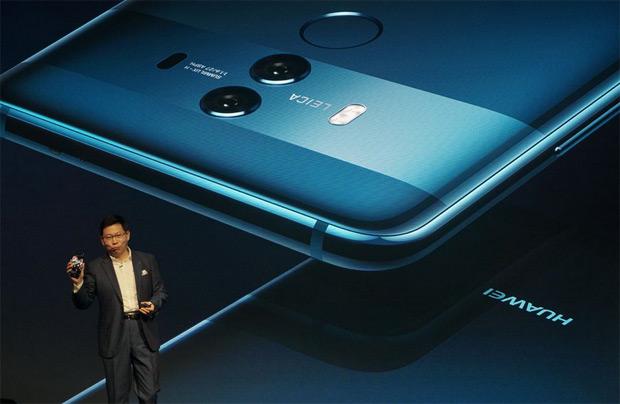 Smartphones : Huawei s'imagine numéro un mondial à la fin 2019