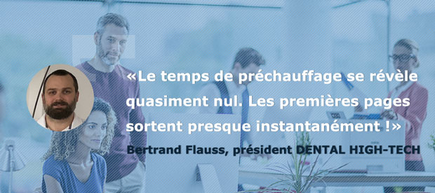 Avis Brother Brother MFC-L9570CDW Bertrand Flauss ZDNet Dental
