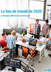 Le lieu de travail de 2020