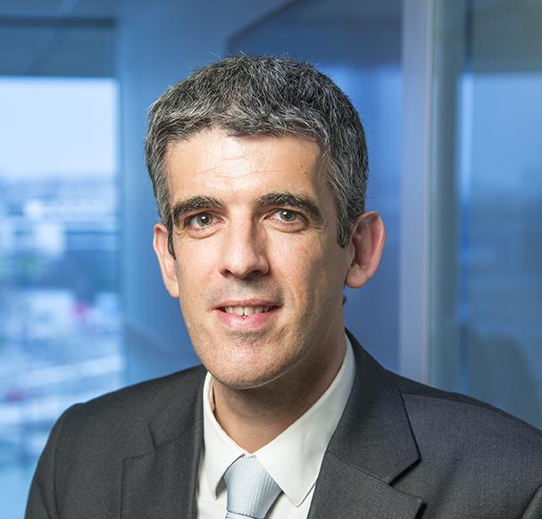 Philippe Rullaud, directeur des ventes de la division services de HPE