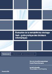 Evaluation de la rentabilité du stockage flash : guide pratique des décideurs informatiques