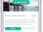 Tourisme : Bose achète l'application Detour