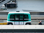 L'équipe de France des véhicules autonomes sur la ligne de départ