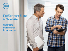 SupportPro Suite pour PC et tablettes - Passer de la maintenance à l'innovation