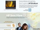 HP Elite Book livre blanc