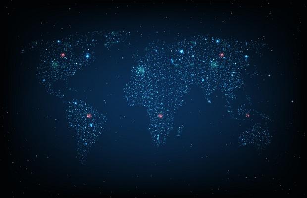 La bande passante mondiale augmente, mais moins vite que prévu