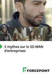 5 mythes sur le SD-WAN d'entreprise
