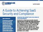 Guide pour atteindre la sécurité et la conformité SaaS
