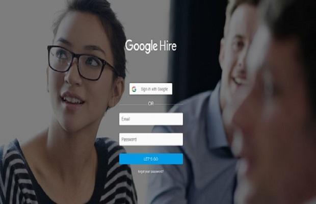 Clap de fin pour l'application Google Hire