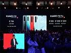 Huawei : les smartphones P30 et P30 Pro flashent pour la photographie