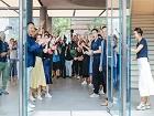 "Huawei inaugure son magasin ""amiral"" dans son fief chinois de Shenzhen"