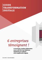 Transformation digitale : 6 entreprises témoignent !