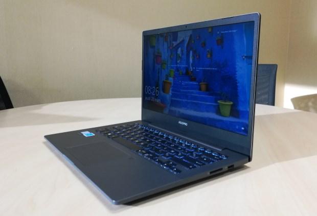 Avis Patrice Testeurs Pros PC portable AsusPro P5440 - PC ouvert