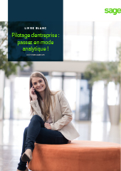 Pilotage d'entreprise : passez en mode analytique