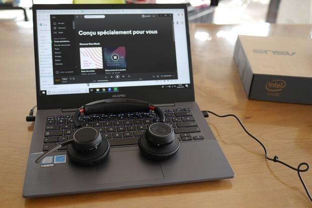 Avis Jérémie Testeurs Pros PC portable AsusPro P5440 - le PC