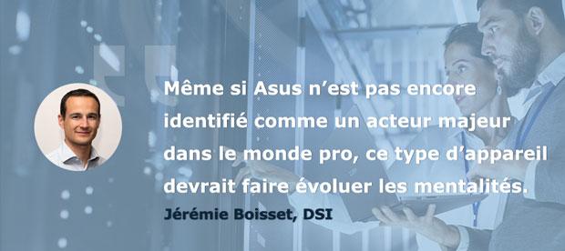 Avis Jérémie Testeurs Pros PC portable AsusPro P5440 - Le bilan