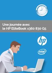Inmac wstore vous recommande le nouveau convertible HP EliteBook x360 830 G5