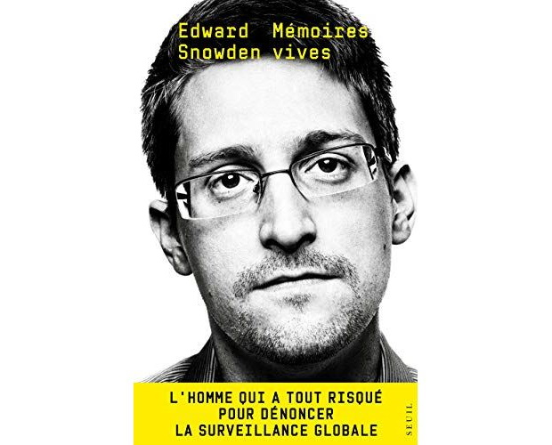 Les �tats-Unis poursuivent Edward Snowden suite à la publication de son livre