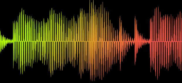 Les fichiers audio WAV sont maintenant utilisés pour masquer le code malveillant
