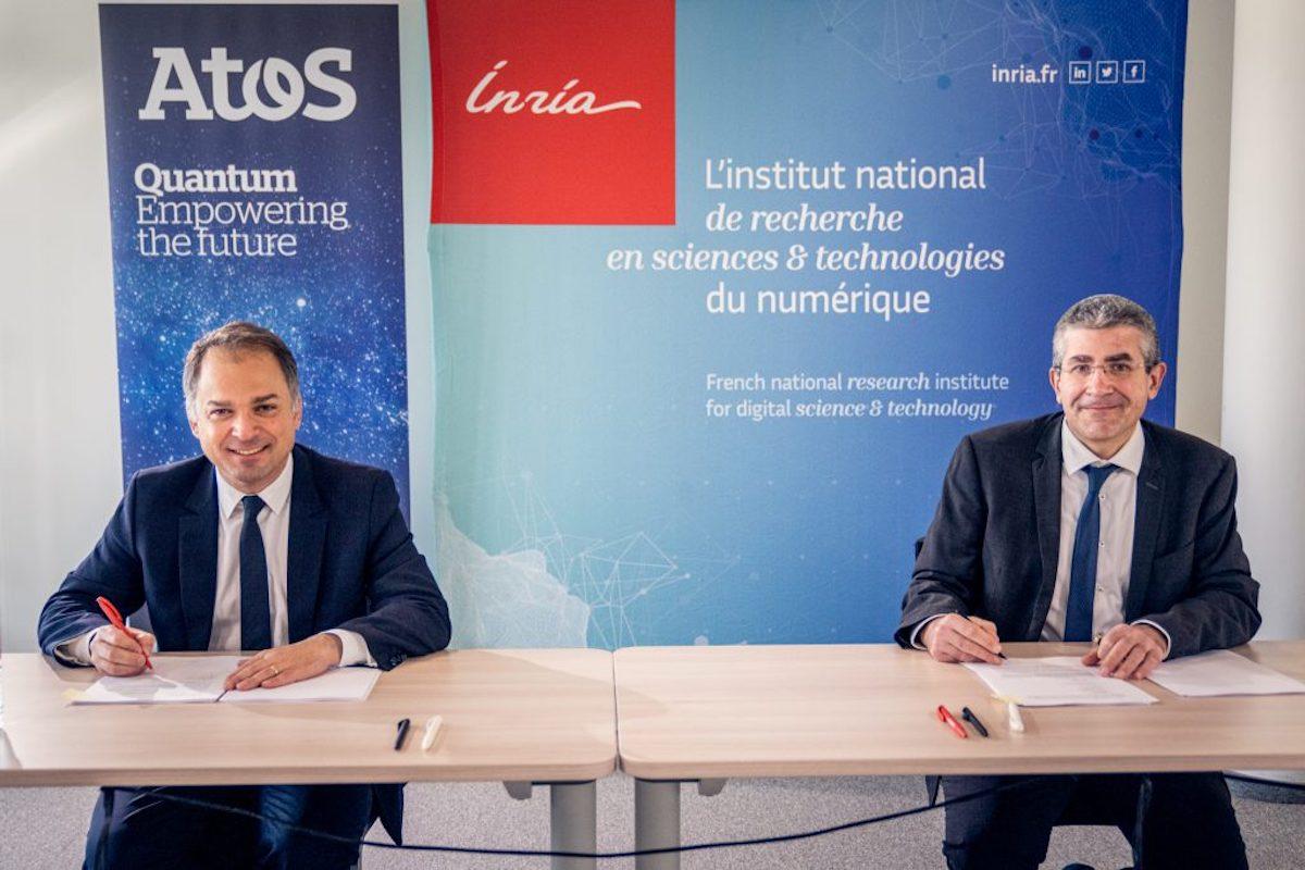Atos et l'Inria concluent un accord d'envergure dans le domaine de la recherche
